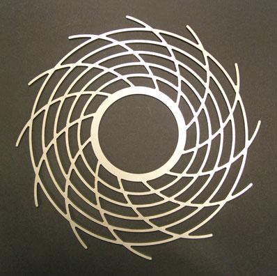 Metool Laser Cutting